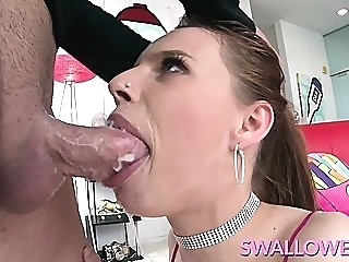 big cocks blowjob brunette films