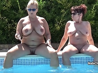 amateur mature big tits films