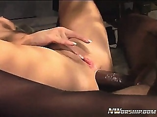 anal blonde interracial films